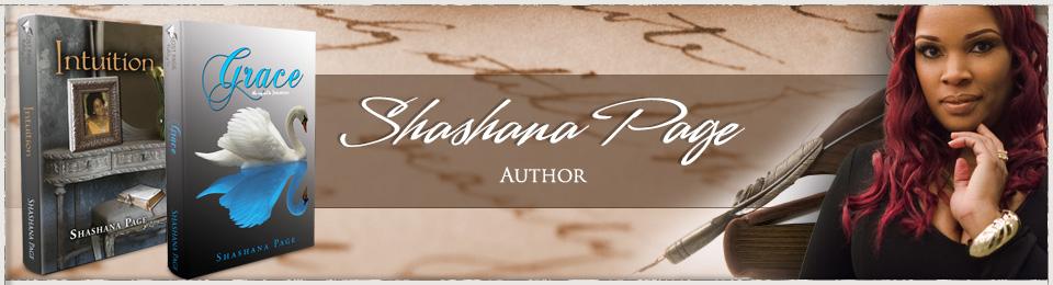 Shashana Page – Author